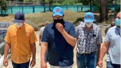 Photo of CAASD avanza trabajos de saneamiento cañada de Arroyo Hondo.