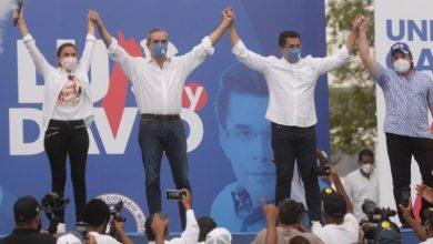 Photo of Sólo el PRM y PLD quedarían como partidos mayoritarios.