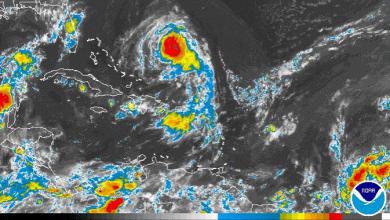 Photo of Onamet vigila depresión tropical #7 que podría convertirse en tormenta.