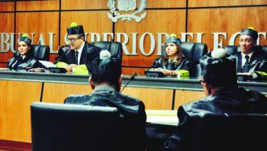 Photo of TSE no admite reclamo candidatos a diputados.