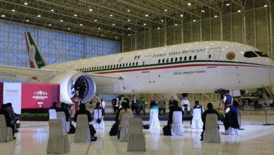 """Photo of Así es el avión que no tenía """"ni Obama"""" y que presidente de México quiere vender."""