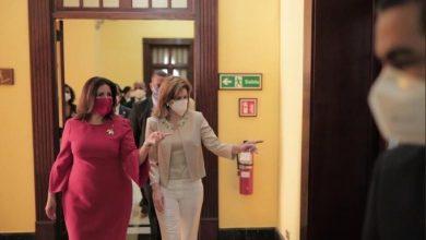 Photo of Raquel Peña dice no se ha definido quién liderará los programas sociales de la Vicepresidencia.