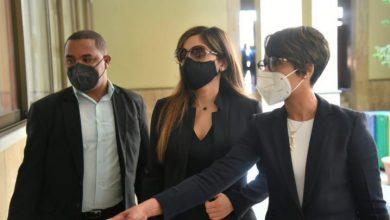 Photo of Berlinesa Franco acude a Fiscalía para interrogatorio caso Inaipi.