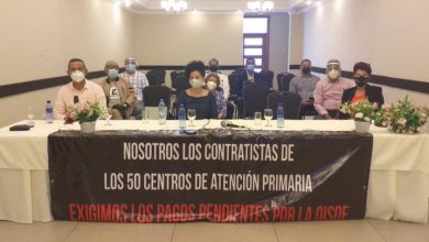 Photo of Contratistas reclaman a OISOE pagos por construcción de Centros de Diagnóstico y Atención Primaria.