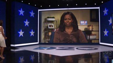 Photo of Michelle Obama abre convención demócrata con apasionada acusación contra Trump.
