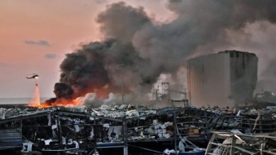 Photo of Sube a 78 la cifra de muertos y 4,000 heridos por la explosión en el puerto de Beirut.