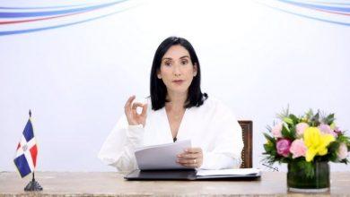 Photo of Raquel Arbaje anuncia reubicarán en otras instituciones empleados del Despacho de la Primera Dama.