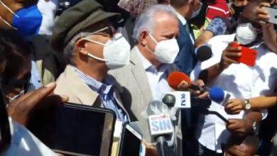 Photo of Manuel Jiménez: voy a esperar al Presidente para decirle que no es bienvenido a SDE.