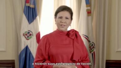 Photo of Margarita Cedeño se despide y asegura seguirá trabajando sin descanso.