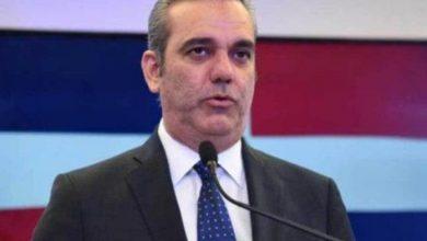 Photo of Luis Abinader ofrece sus condolencias por muerte de Príamo Rodríguez.