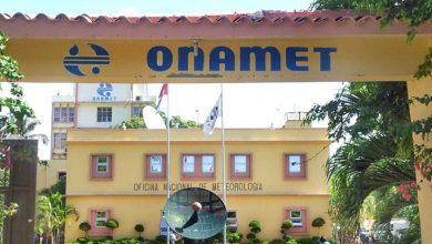 Photo of Onamet pronostica aguaceros locales hacia algunas localidades de RD.