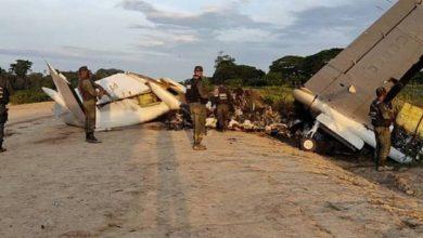 Photo of Venezuela inmoviliza aeronave que sobrevolaba ilegalmente su espacio aéreo.
