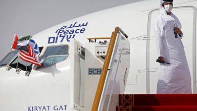 Photo of El vuelo LY972 de Tel Aviv a Abu Dabi hace historia.