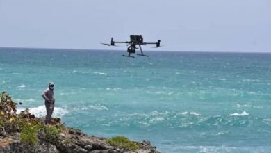 Photo of Utilizan dron para buscar cuerpo de Liz María.