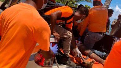Photo of Rescatan con vida a seis de once náufragos de una yola que se dirigía a Puerto Rico.