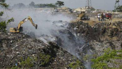 Photo of Incendio de vertedero de Haina fue provocado en un conflicto entre buzos.