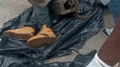 Photo of Encuentran cadáver de hombre atado a dos blocks en el río Ozama.