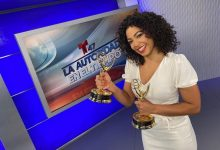 Photo of Periodista dominicana gana dos Emmy.