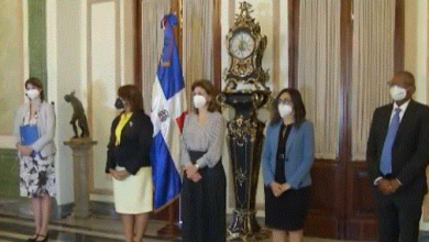 Photo of Vicepresidencia recibe donación de insumos para combatir el Covid-19.