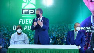Photo of Fuerza del Pueblo comenzará inscripción de sus miembros.