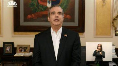 """Photo of Luis Abinader: """"Nadie quedará impune si ha malversado el dinero del pueblo"""""""