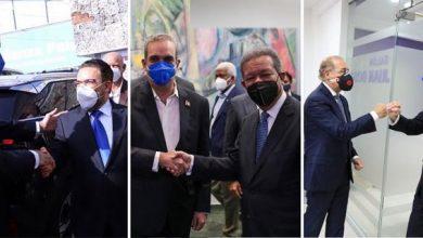 Photo of El presidente Luis Abinader consigue apoyo liderazgo político.