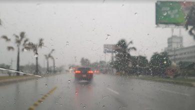 Photo of Onda tropical continúa sobre el país; se mantiene monitoreo de dos tormentas tropicales.