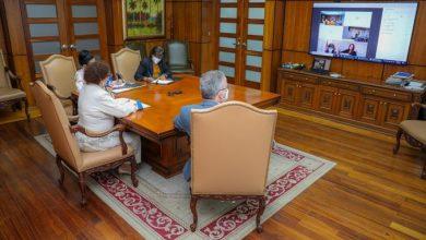Photo of Procuradora y embajadora EEUU tratan sobre combate al narcotráfico y crimen organizado.