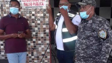 Photo of Cierran siete negocios en Barahona y Bahoruco por violar protocolos de salud.