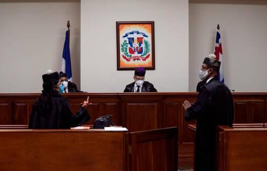 Photo of Poder Judicial anuncia ampliación de los servicios presenciales en los tribunales a partir del próximo jueves.