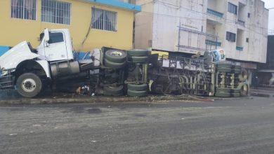 Photo of Reportan derramamiento de 5 mil galones de gasoil en la Prol. 27 de febrero