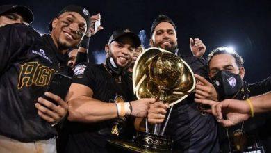 Photo of Águilas Cibaeñas son los nuevos campeones