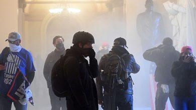 Photo of Legislador dice que se usó gas lacrimógeno dentro del Capitolio de EEUU