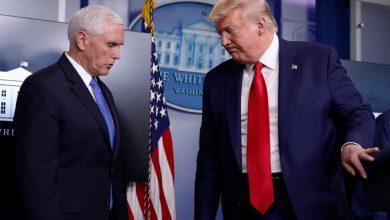 Photo of Trump pide a Pence que frene la certificación del triunfo de Biden