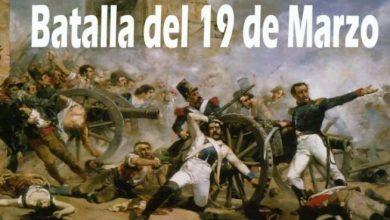 Photo of Hoy se conmemora el 177 aniversario de batalla 19 Marzo