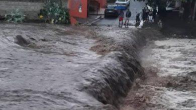 Photo of Reportan daños por crecida de ríos y cañadas en el Cibao