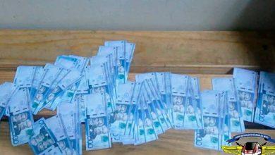 Photo of Apresan usuario del metro y el teleférico con RD$508,000 falsos