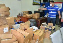 Photo of Desmantelan otra fábrica de alcohol adulterado, ahora en Navarrete