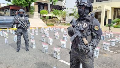 Photo of Ocupan 456 paquetes de cocaína en una finca de Samaná