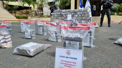 Photo of Autoridades ocupan 854 paquetes de droga en costas de Barahona y puerto Caucedo