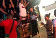 Photo of Sorprenden a más de 350 personas en una fiesta clandestina en un motel de Santiago