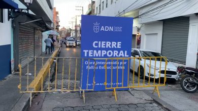 Photo of ADN cierra temporalmente parqueo de la José Reyes para preservar vida de ciudadanos