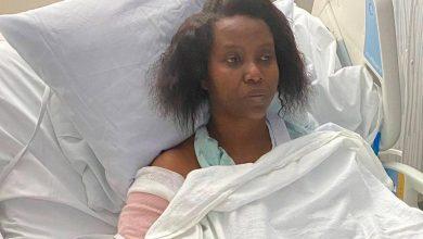 Photo of Martine Moïse: «Todavía no creo que mi marido se haya ido»