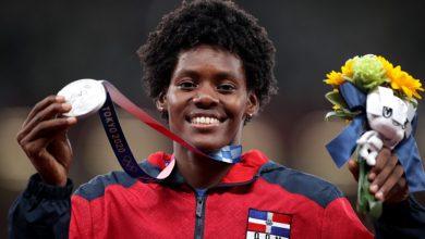 Photo of Marileidy Paulino cumplió y ganó plata en Tokio 2020