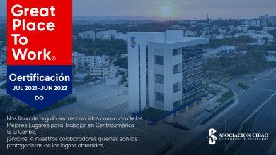 Photo of Asociación Cibao es certificada como uno de los Mejores Lugares para Trabajar